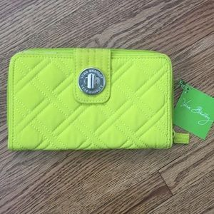 New with tags!  Vera Bradley wallet
